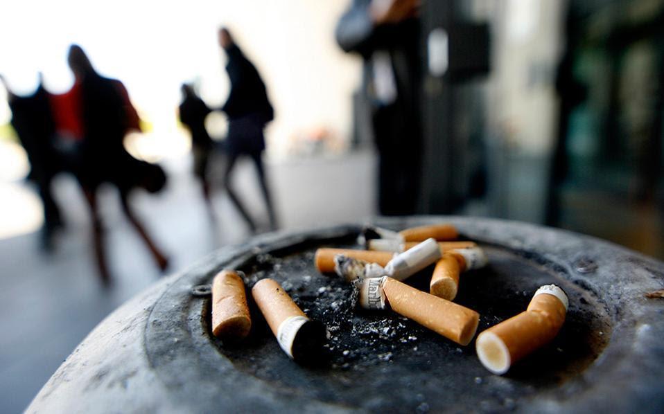 Οδηγείς με παιδιά και καπνίζεις; 1500€ πρόστιμο