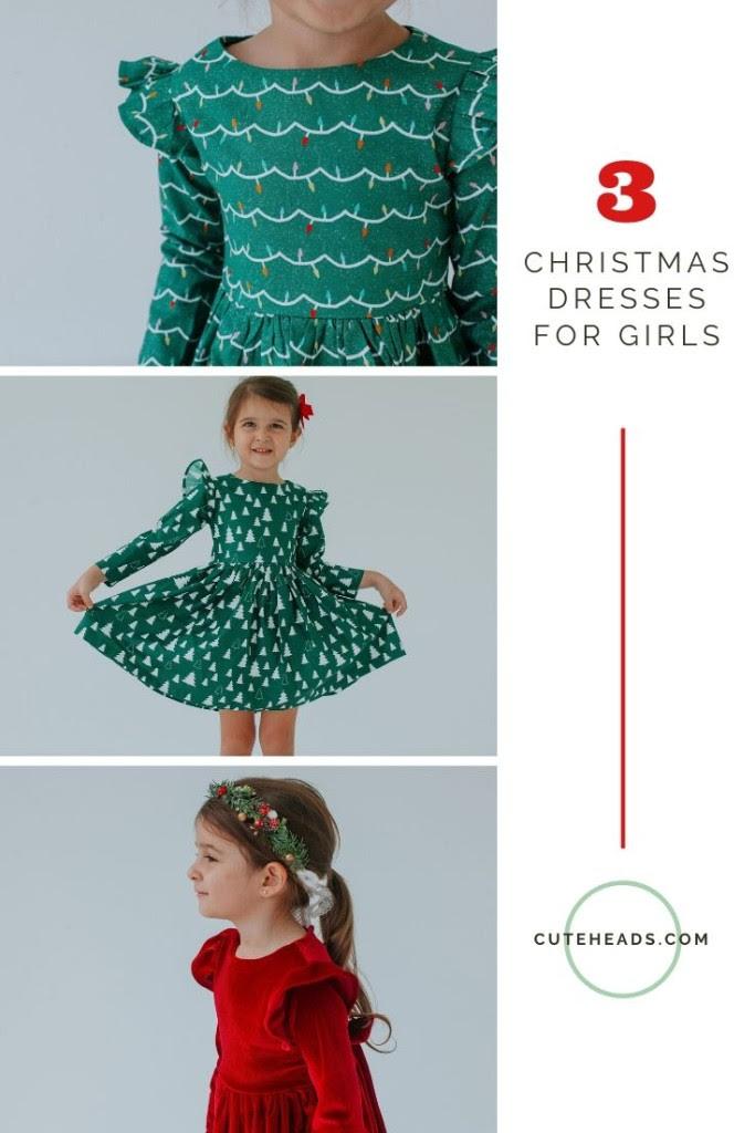 Christmas dresses for girls
