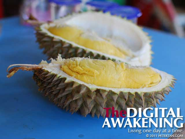 Balik Pulau durian - Cheh Puay