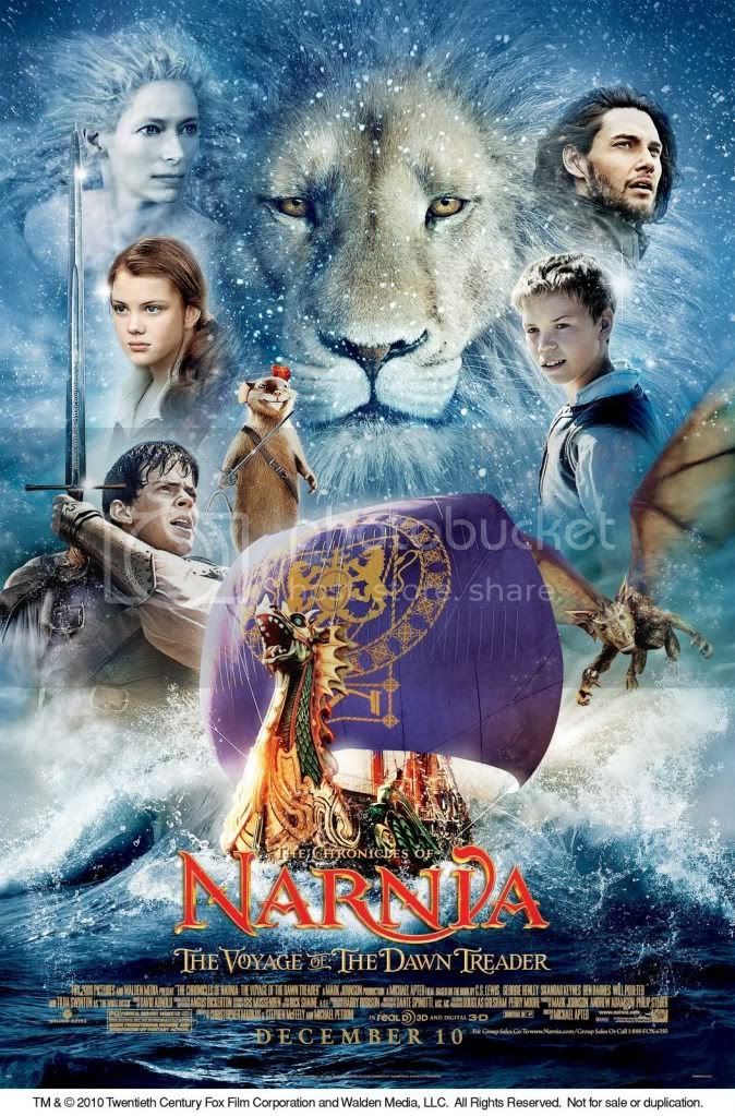 The Chronicles of Narnia: The Voyage of the Dawn Treader Pictures, Images and Photos