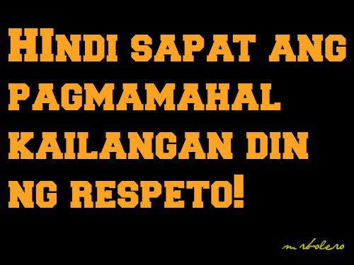 Hindi Sapat Ang Pagmamahal Tagalog Quotes About Family Love Quotesbae
