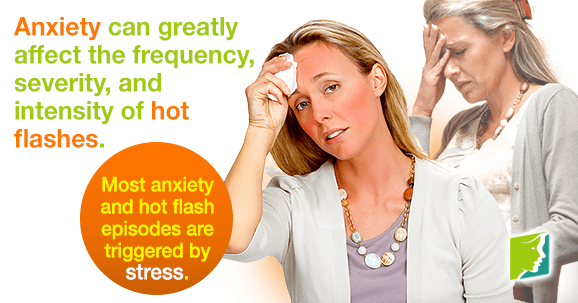 Anxiety and Hot Flashes