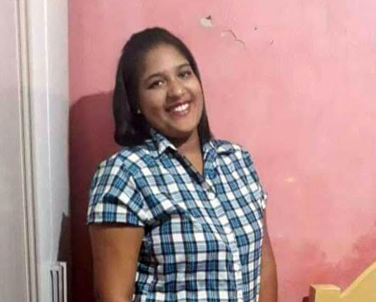 Daslaine Costa Santana, conhecida também como 'Bia' | Foto: Reprodução/Redes Sociais