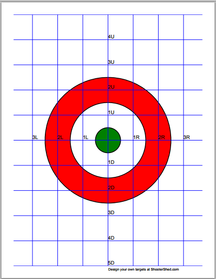 Make Your Own PDF Targets with Interactive Target Generator ...