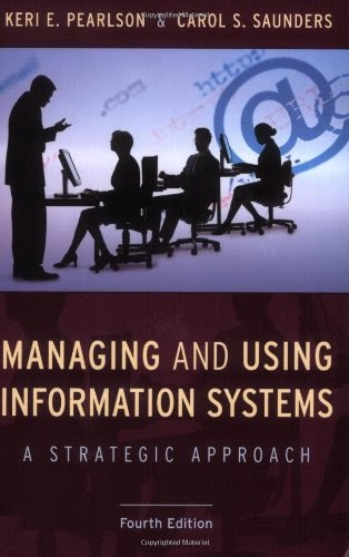 [PDF] Managing and Using Information Systems: A Strategic Approach, 4th Edition Free Download