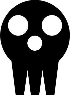 Soul Eater Skull Logo