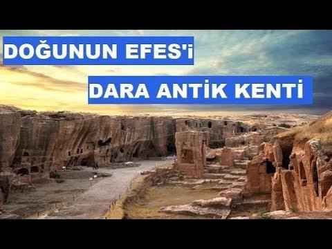 Mardin Dara Antik Kenti Gezisi & Tanıtımı (DOĞUNUN EFES'İ)