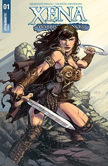 Xena The Warrior Princess Comic