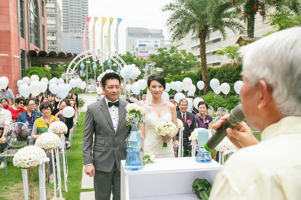 開文&美倫 浪漫婚禮 (36)