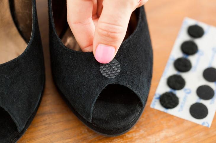 декорация на обувки