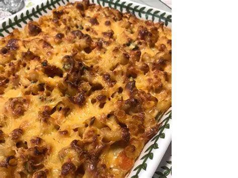 resepi makaroni bakar cheese leleh    dicuba