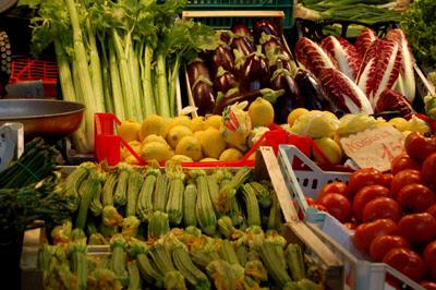more vegetables