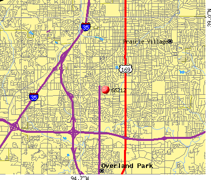 Zip Code Map Overland Park Ks | World Map