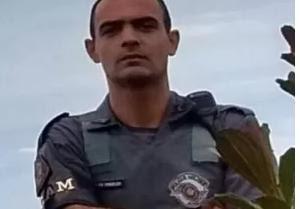 Policial filho de Ernaldo morre em perseguição - retrospectiva (Foto: Reprodução)