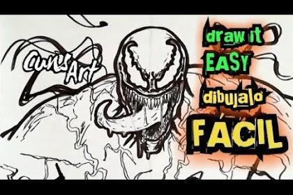 Venom Para Dibujar 2018