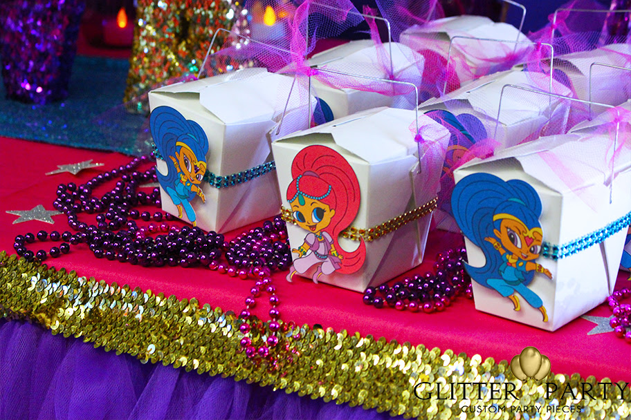 Shimmer And Shine Birthday Party Ideas For A Magical Birthday