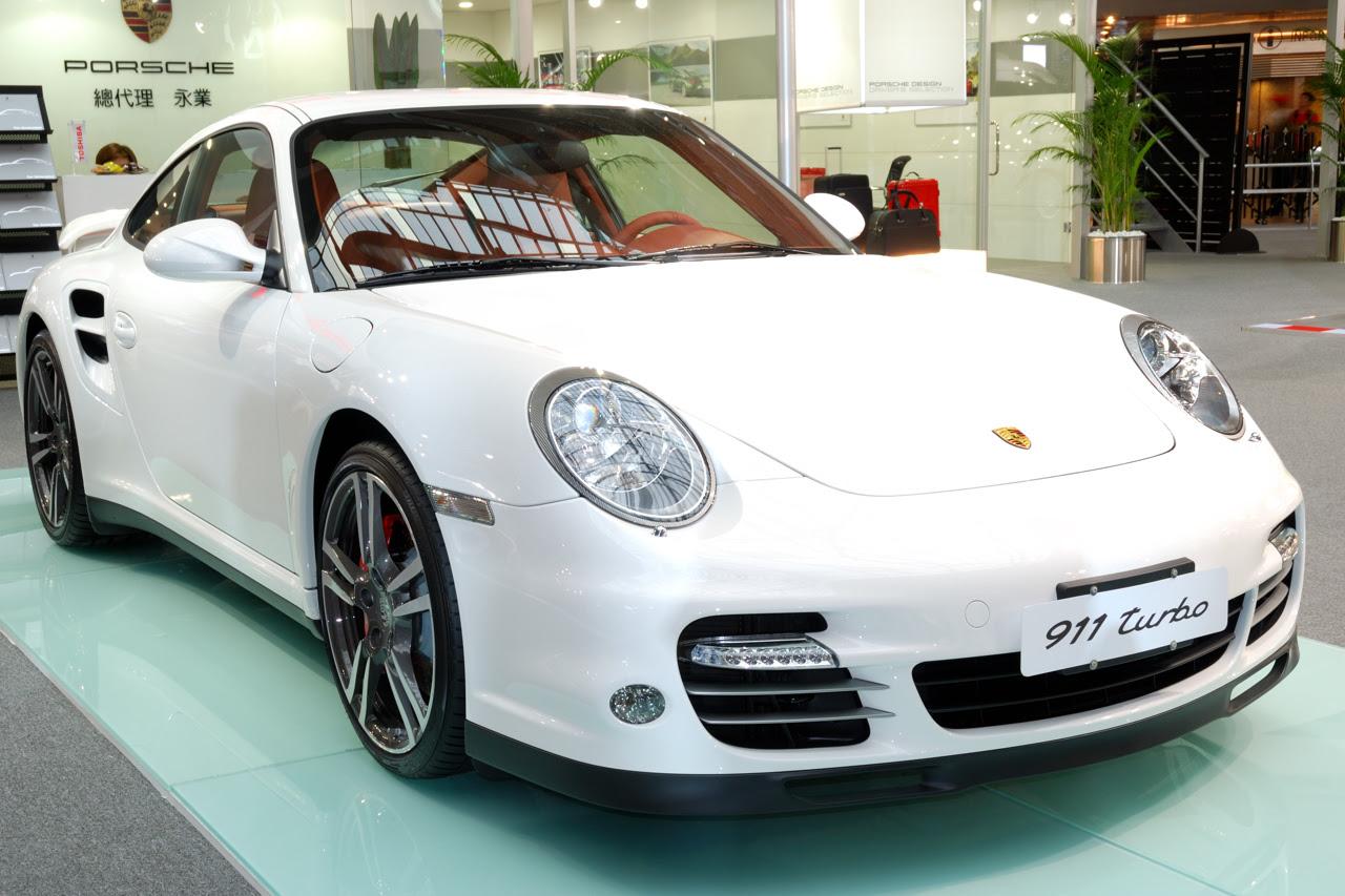 2009 Porsche 911 Turbo Cabriolet Sport Chrono Related