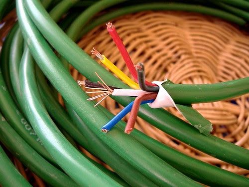 solenoid cable