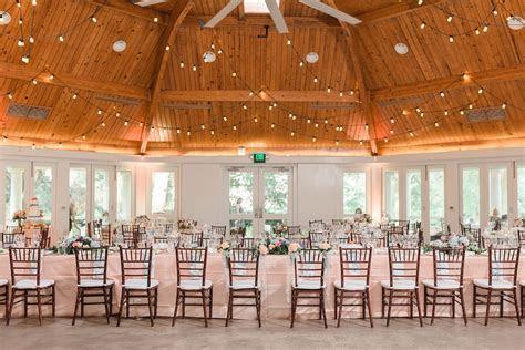 Airlie Center Summer Wedding in Warrenton, VA
