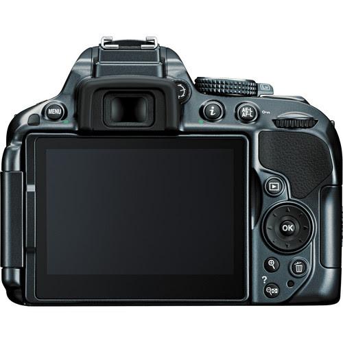 Nikon D5300 DSLR Camera (Gray)