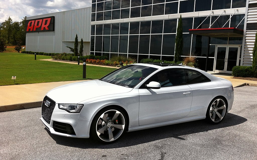 Audi Rs5 Modified