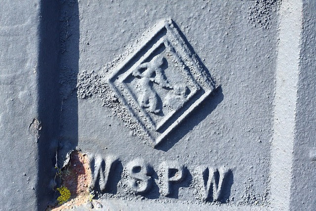 Detail, Steel Bridge