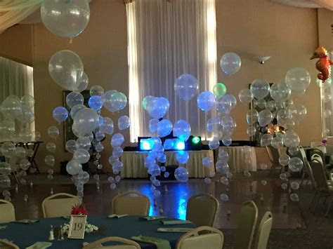 Under The Sea Party Theme   Albany Wedding DJ, Sweet 16 DJ