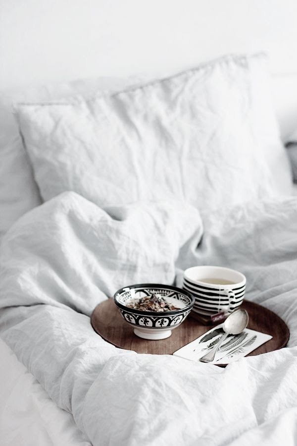~breakfast in bed~