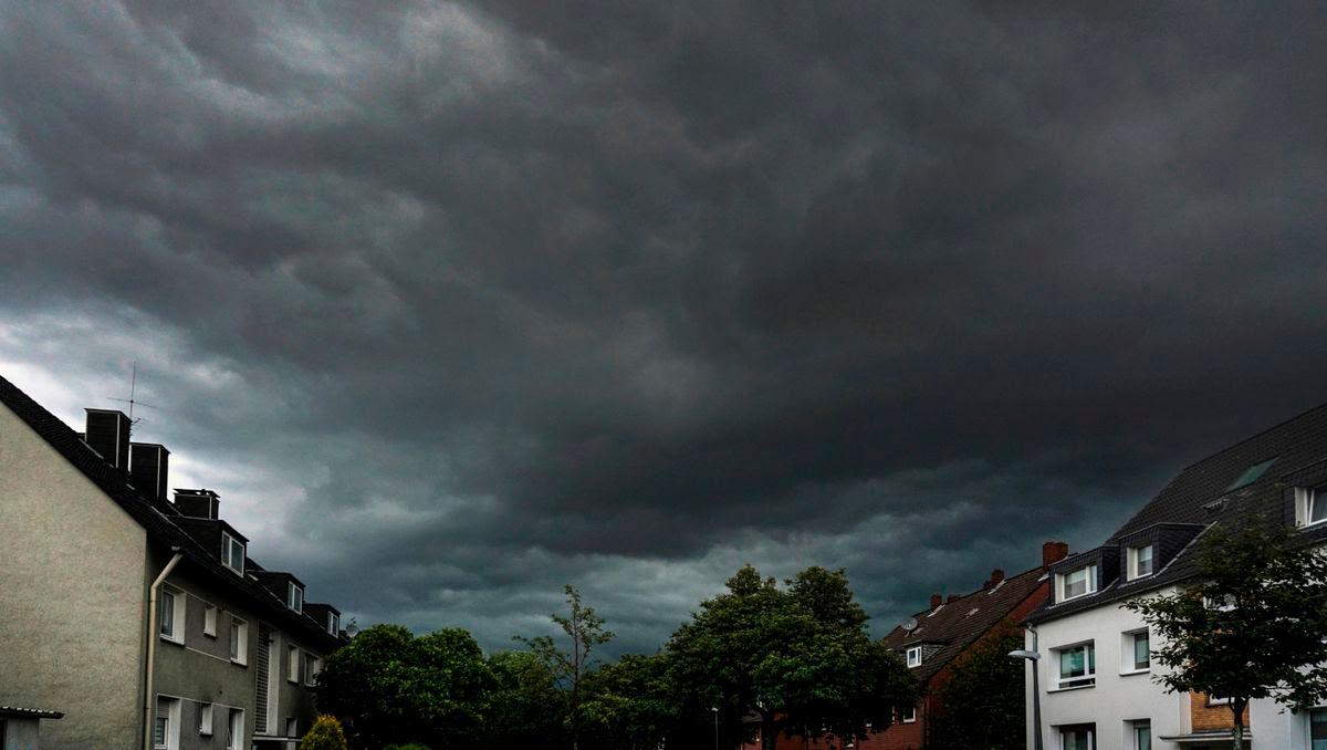 Unwetter am Wochenende: »Welche Orte betroffen sein werden, wissen wir erst 30 bis 90 Minuten vorher«