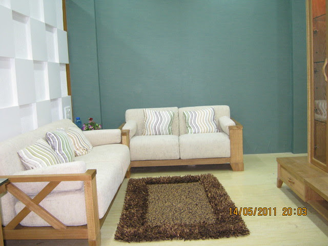 "Living in a 3 BHK ""Show"" Flat in Om Developers' Tropica, Blessed Township at Ravet PCMC, Pune 412 101"