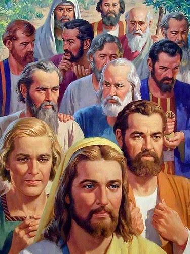 JESUS, APÓSTOLOS, 12, PREGAÇÃO, ESTUDO BIBLICO, TEOLOGICO