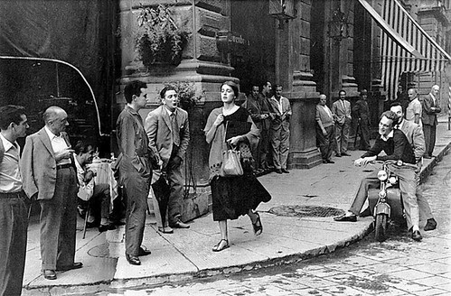 Ruth Orkin: Firenze 1951 by Peter Forret, on Flickr