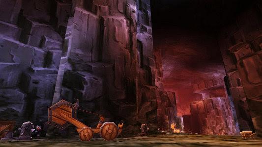The Slag Pit quarry 1