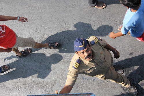 Mumbai Police Tune Kar Diya Kamal.. by firoze shakir photographerno1