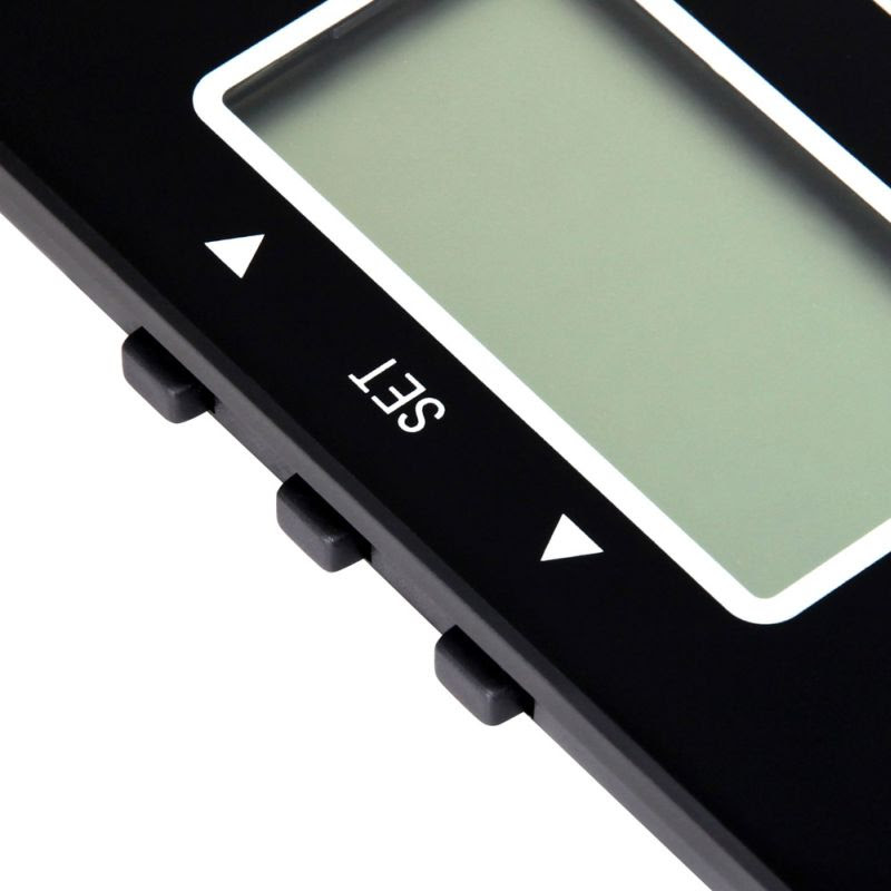 scales body fat percentage reading