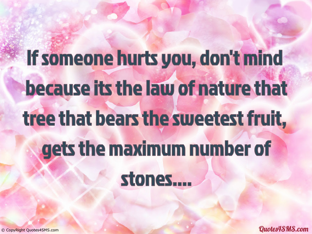 Quotes About Someone Hurting You 51 Quotes