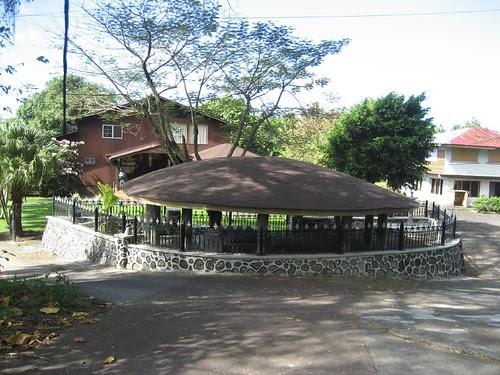 Pago mausoleum