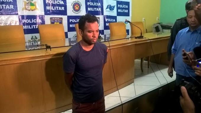 URGENTE! Padrasto confessa que estuprou e matou Alanna Ludmila