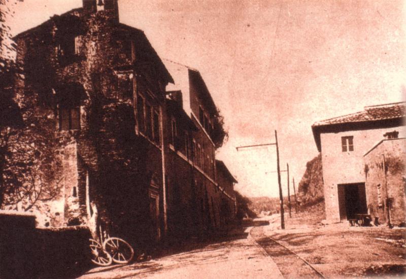 File:Prima Porta old railway in Via Flaminia.png