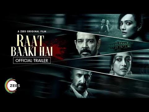 Raat Baaki Hai | Official Trailer | A ZEE5 Original Film