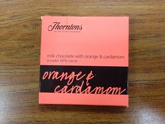 Thorntons Orange & Cardamom