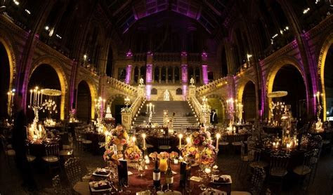 The Natural History Museum Wedding Venue South Kensington