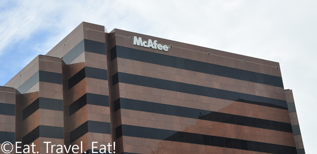 McAFee: Silicon Valley