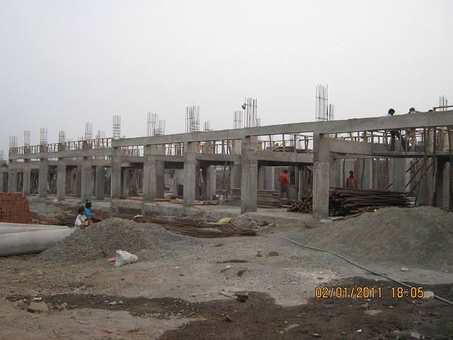 Construction in full swing! - Spacious 1 BHK Flat for 11 Lakhs at Nanekarwadi Chakan Pune 410510