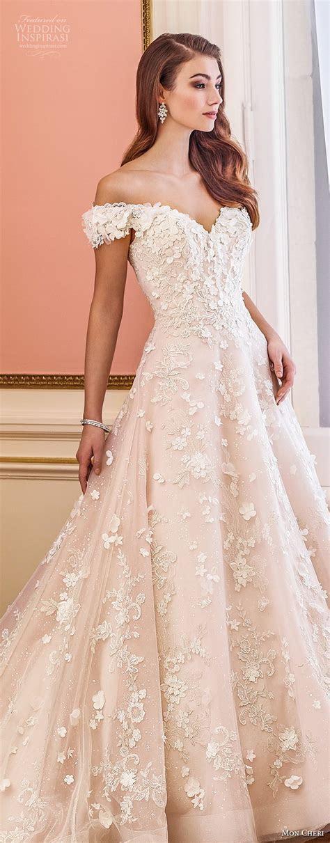 Mon Cheri Fall 2017 Wedding Dresses   Wedding Inspirasi