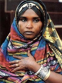 Nara woman - Eritrea