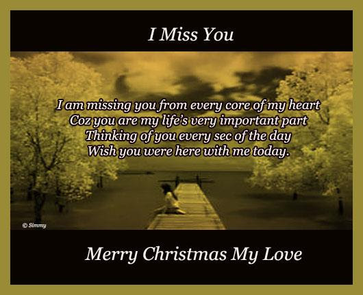 I Miss You I Am Missing You From Every Core Of My Heart Coz You Are