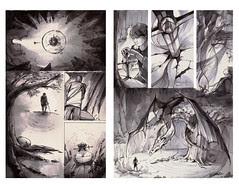 Dragon Scene