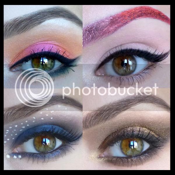 Makijażowe podsumowanie roku 2012