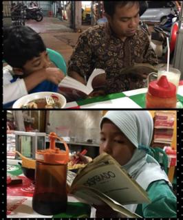 Agar Anak Cinta Baca